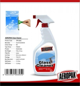 China 500ml Household Care Products , Safe Cleaning Products For Glass / Car Body on sale