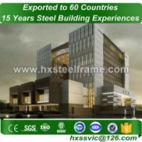 commercial office building and commercial steel buildings to Japan standard
