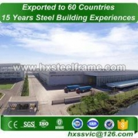 farm machinery storage building and steel agricultural buildings large-Span