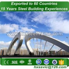 China metal ag buildings made of heavy metal welding pre-built sale to Jamaica on sale