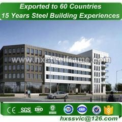 China prefab steel garage and pre engineered metal buildings with ISO at Yemen area on sale