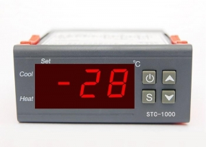 China STC-1000 Digital Temperature Controller on sale