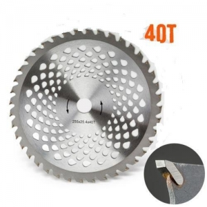 China Carbide tipped brush cutter blades for almost all brands of trimmers on sale