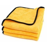 China Cobra Gold Plush Jr. Microfiber Towels 3 Pack on sale