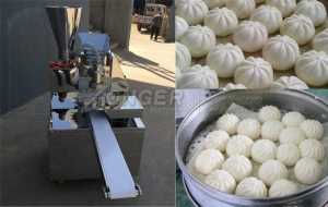 China Automatic Steamed Stuffed Bun Machine for Sale on sale