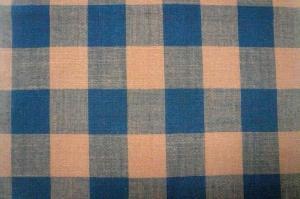 China YD Indigo Fabrics Yarn Dyed on sale