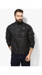 China Cobb Slim Fit Black Casual Jacket on sale