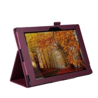 PU Stand Case for Sony Xperia Tablet Z2