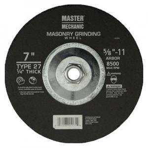 China 7 x 1/4 x 5/8-Inch Masonry Grinding Wheel on sale