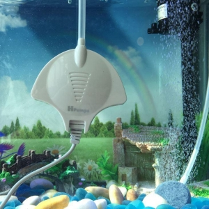 China Aquarium Oxygen PumpsHpumps Mobula Air Pump Oxygen Breathe Pump Model 4106 on sale