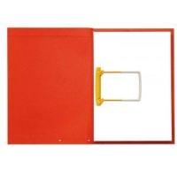 BESPOKE HANGING FILES Arnato file: RED with JalemaClip Pkt 100 5555515