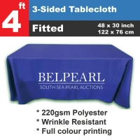 4 ft Table Cloth