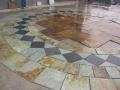 China Stone Products Beautiful and Cheap Slate For Floor Decoration on sale
