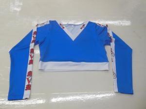 China Sublimated Cheerleading Uniforms on sale