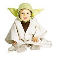 Star Wars Costumes Rubie's Costume Star Wars Complete Yoda, Multi, 12-24 Months Costume