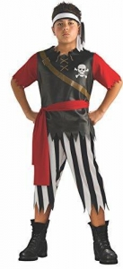 China Pirate Costumes Halloween Concepts Children's Costumes Pirate King  Child's Medium on sale