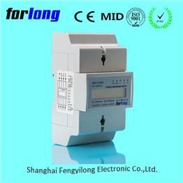 China DIN-Rail Electronic Three Energy Meter Modul ph meter digital on sale
