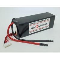 Revolectrix 4400mAh 3S LiPO - 40C Platinum Label - GP/KO (JST XH) Balance Connector