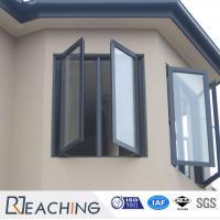 China New Design Glass Corner Window Glass Replacements Aluminium Windows on sale