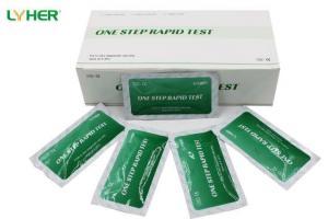China Marijuana (thc) Single Drug Tests Kit on sale