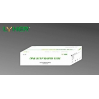Single Drug One Step Test Strip / device Rapid Test Diagnostic Kit Accurate CE Mark