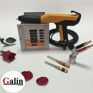 China Portable Powder Coating Gun + Control Unit + Powder Injector - Galinflex2 on sale