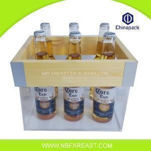 China Custom wholesale new product ice bucket acrylic on sale
