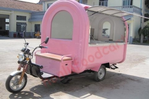 China 2017New style CE approved mobile food cart halal food truck halal food truck for sale on sale