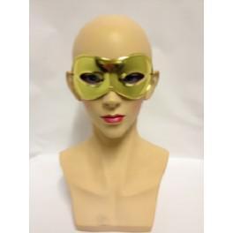 China Beards And Moustaches Metallic Gold Eyemask on sale