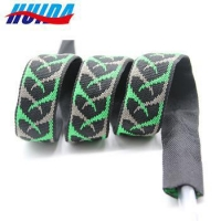 China 2.5Cm Tubular Jacquard Ribbon Webbing For Beach Shoes And Sandal on sale