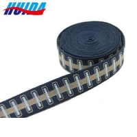 China Garment Accessories Supplier Custom Printed Jacquard Ribbon Wholesale For Sandal on sale