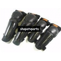 ATV Bike KNEE ELBOW GUARDS KTM SX EXC 450 250 525 520 (TEEN OR ADULT)