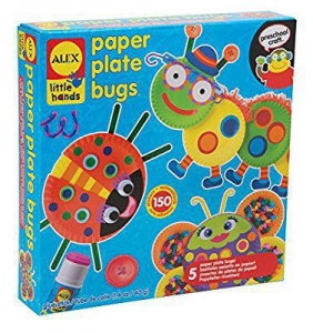 China Alex Toys Early Learning Paper Plate Bugs Little Hands from Alex Toys on sale