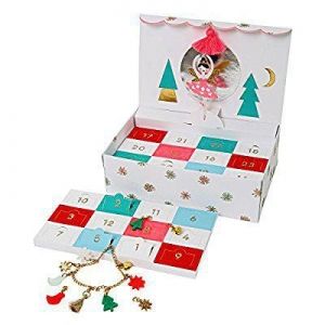 China Nutcracker Theatre Charm Bracelet Advent Calendar by Meri Meri @ Occasions Direct on sale