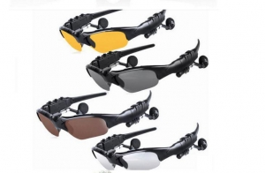 China Glasses Polarized Sunglasses Blue Tooth Headset Outdoor Glasses on sale