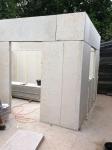 Casa prefabricada Casa prefabricada de cemento