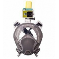 China New Snorkel Scuba Diving Mask Swimming Google Glasses for Gopro SJCAM with Mount on sale
