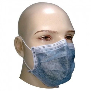China Heath Care 4 Ply Disposable Face Mask Active Carbon 99.8% Bacterial Filtration Efficiency on sale