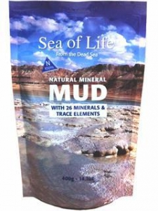 China Sea of Life Mud Item No: 551001 100% Natural Dead Sea Mineral Mud - 400g on sale