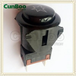 China Oven switch T125E push button oven selector Switch on sale