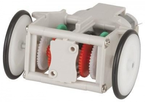 China Dual Motor Gearbox Kit on sale