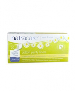 China Natracare Organic Cotton Panty Liners on sale