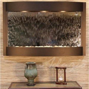 China Wall Calming Waters Wall Fountain on sale