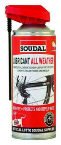 China SO128367 Soudal 400ml All Weather Lube on sale