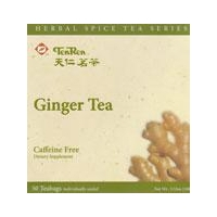 Flavored Tea Ginger Tea (Caffeine Free) 50 Bags