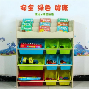 China kids toy storage rack toddler toy sort organize on sale