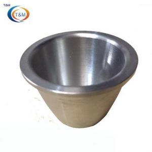 China Crucible Zirconium crucible on sale