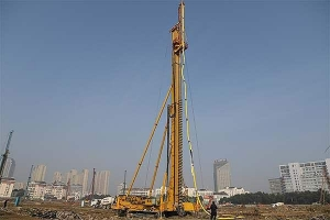 China CFA Piling Rig LGZ-40 on sale