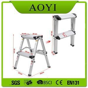 China Folding step stool on sale