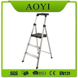 China Tool tray step ladder on sale